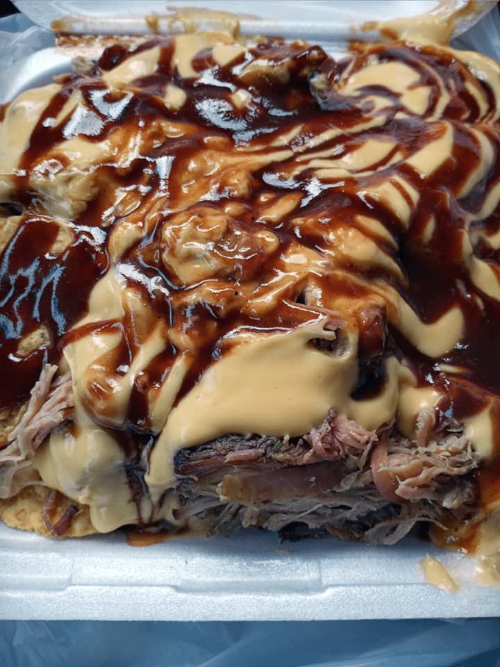 Big Daddy Sauces - Birmingham AL Catering - Loaded BBQ Tacos