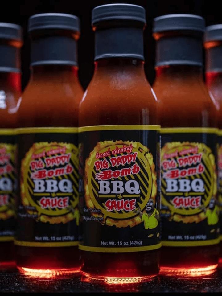 Big Daddy Sauces - Birmingham AL Fundraising - BBQ Sauce