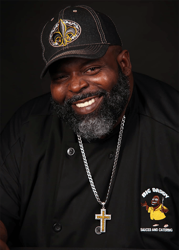 Big Daddy Sauces - Dwayne Thompson - The Man Behind the Sauce