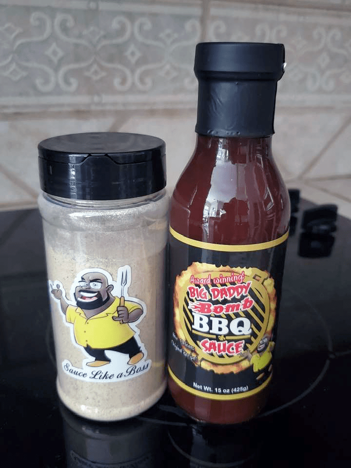 Big Daddy Sauces - Shop - Sauces and Seasoning